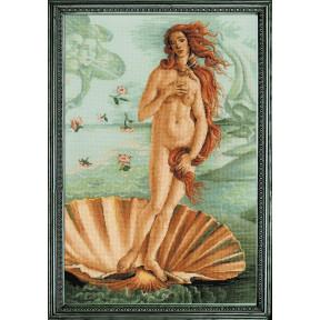 Рождение Венеры Набор для вышивания крестом Риолис 100/062