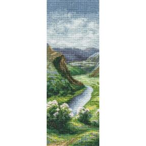 Оттенки весны Набор для вышивки крестом Panna PS-1844