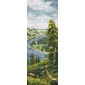 Оттенки лета Набор для вышивки крестом Panna PS-1845