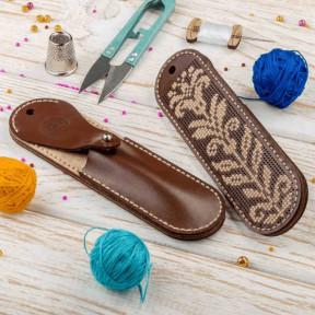 Набор для создания чехла для ножниц Волшебная страна FLTL-062
