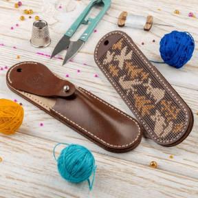 Набор для создания чехла для ножниц Волшебная страна FLTL-063