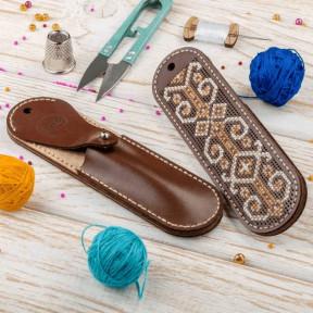 Набор для создания чехла для ножниц Волшебная страна FLTL-064