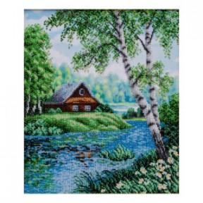 Теплое лето Набор для вышивания бисером ВДВ ТН-1346