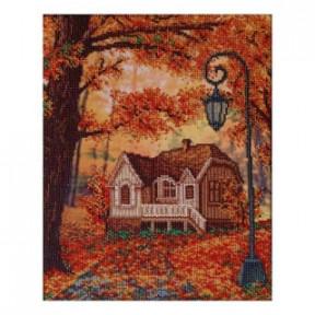 Красочная осень Набор для вышивания бисером ВДВ ТН-1348