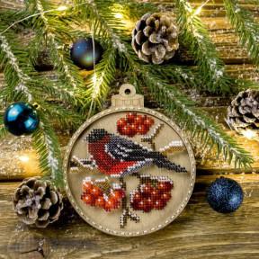 Набор для вышивания бисером по дереву Волшебная страна FLK-367
