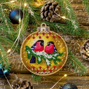Набор для вышивания нитками по дереву Волшебная страна FLW-001