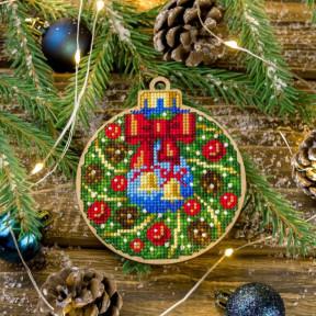 Набор для вышивания нитками по дереву Волшебная страна FLW-003
