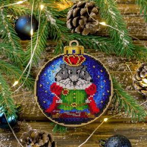 Набор для вышивания нитками по дереву Волшебная страна FLW-005