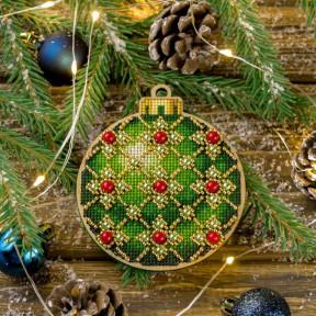 Набор для вышивания нитками по дереву Волшебная страна FLW-007