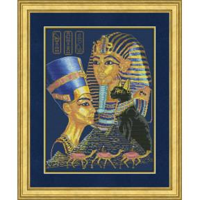 Набор для вышивания крестиком OLanTa Египет VN-181