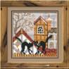 Набор для вышивки крестом Риолис 613 Осень фото