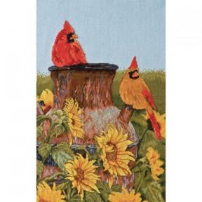 Набор для вышивания  Bucilla 45948 Cardinals