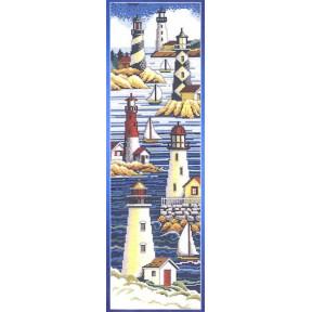 Набор для вышивания Janlynn 013-229 Lighthouses