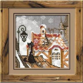 Набор для вышивки крестом Риолис 610 Зима