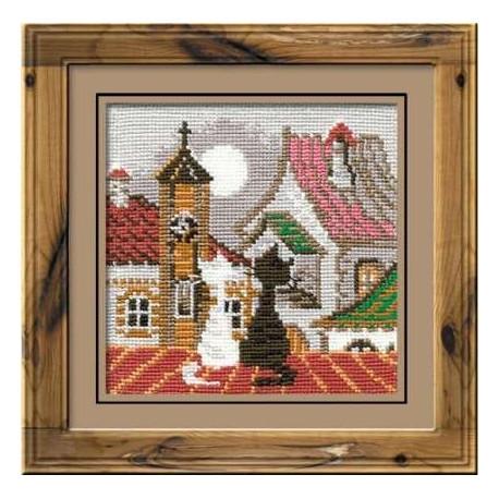 Набор для вышивки крестом Риолис 611 Весна фото