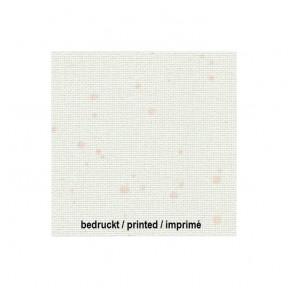 Ткань равномерная Splash Lugana 25ct 50x70см Zweigart 3835/1319-5070