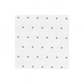 Ткань равномерная Edinburgh Mini Dots 35ct 50х35см Zweigart 3217/1329-5035