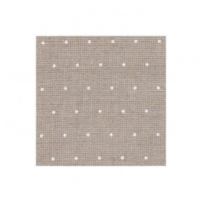 Ткань равномерная Edinburgh Mini Dots 35ct 140см Zweigart 3217/1399