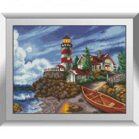 Набор алмазной живописи Dream Art Прибрежный маяк 31574D