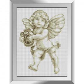 Набор алмазной живописи Dream Art Ангелочек 31575D