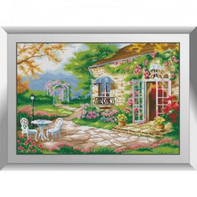 Набор алмазной живописи Dream Art Романтический сад 31576D