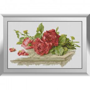 Набор алмазной живописи Dream Art Красные розы 31582D