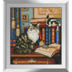 Набор алмазной живописи Dream Art Библиотекари 31600D