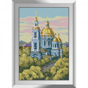 Набор алмазной живописи Dream Art Церковь на закате 31604D