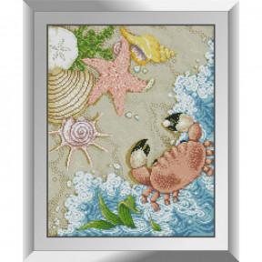 Набор алмазной живописи Dream Art Пресноводный жемчуг 31612D