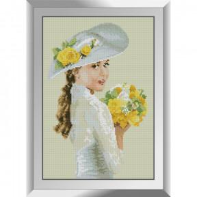Набор алмазной живописи Dream Art Алиса 31613D