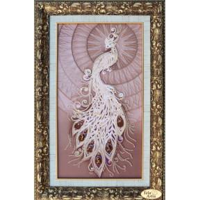Набор для вышивания бисером Tela Artis  Жар-птица НТК-094