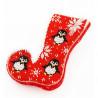 Набор для вышивания бисером объемной новогодней игрушки Golden Key N-037