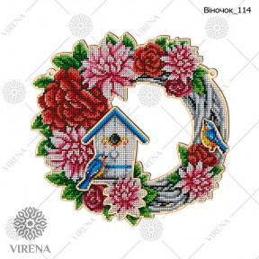 Набор для изготовления венка VIRENA ВЕНОК_114