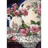 Набор для вышивания крестом Dimensions 06929 Lace and Roses фото