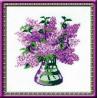 Набор для вышивки крестом Риолис 603 Сирень в вазе фото