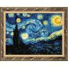Набор для вышивки крестом Риолис 1088 Звездная ночь фото