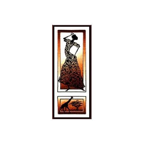Набор для вышивки крестом Золотое Руно АИ-002 Знойный танец фото