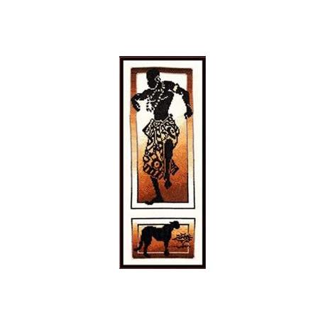 Набор для вышивки крестом Золотое Руно АИ-005 Танец победы фото