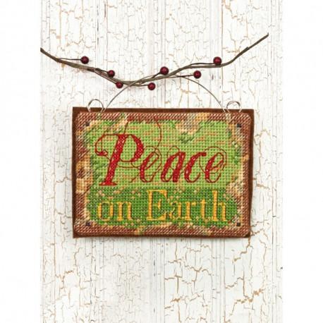 Набор для вышивания Dimensions 70-08858 Peace on Earth фото