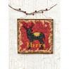Набор для вышивания Dimensions 70-08856 Reindeer Ornament фото