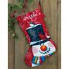 Набор для вышивания Dimensions 71-09146 Snowmen & Frends фото