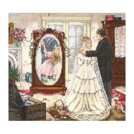 Набор для вышивания Janlynn 1139-03 Through A Father's Eyes фото