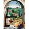 Набор для вышивания Dimensions 06972 Dreaming of Tuscany фото