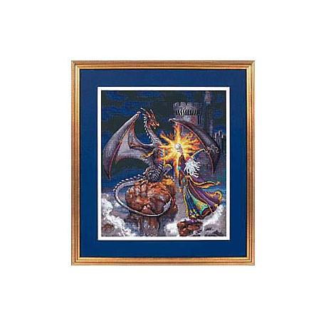 Набор для вышивания Dimensions 35080 Magnificent Wizard фото