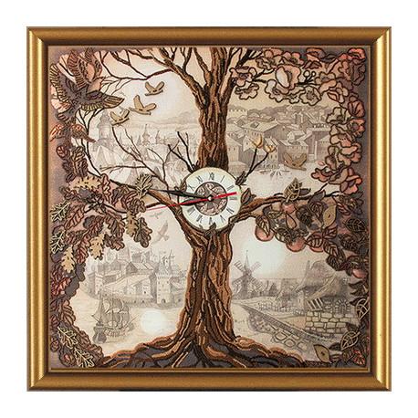Набор для вышивания бисером и крестом Нова Слобода ЕМ-1001