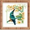 Набор для вышивки крестом Риолис 1104 Зимородок фото