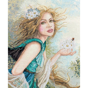 Набор для вышивания Bucilla 45631 Herald of Spring