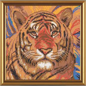 Набор для вышивания бисером Новая Слобода НС-2246 Тигр