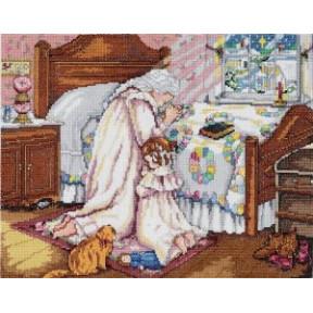 Набор для вышивания Janlynn 1139-04 Now I Lay Me Dawn
