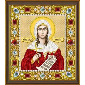 Набор для вышивания бисером Нова Слобода Д-6171 Св. Мц. Татьяна